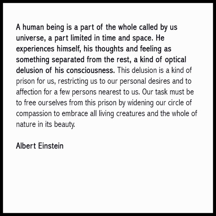 einstein-compassion